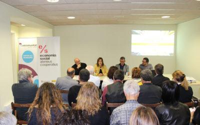 Es presenta Coopsetània, l'Ateneu Cooperatiu de l'Alt Penedès i Garraf