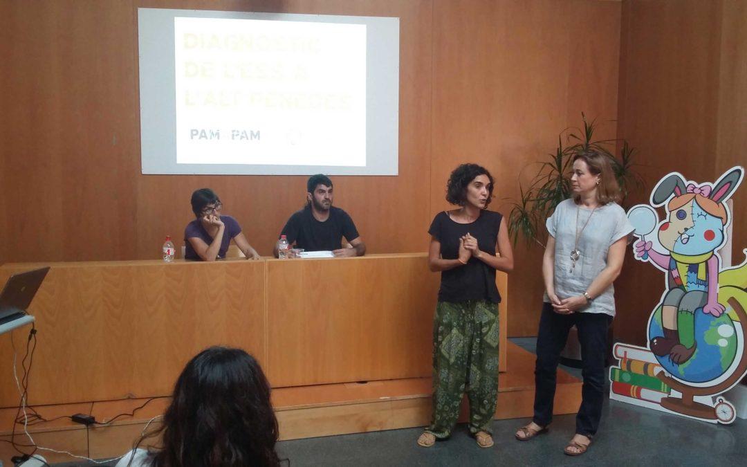 Arrelament territorial, criteris ambientals i empoderament  de la dona, punts forts de l'ESS