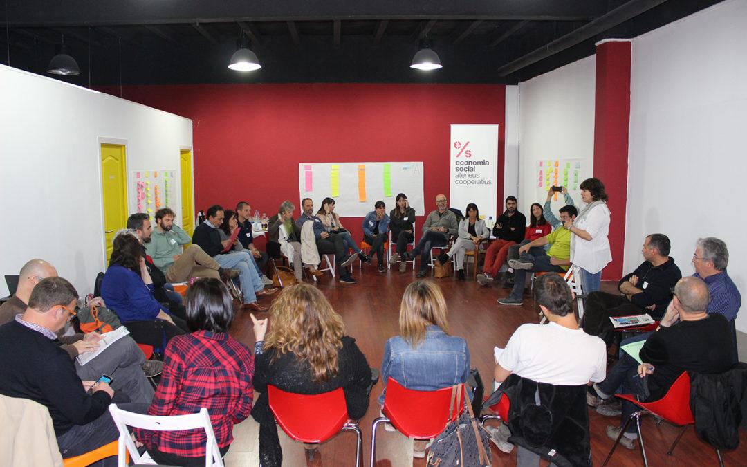 Coopsetània impulsa la Taula Territorial per l'Economia Social i Cooperativa de l'Alt Penedès-Garraf