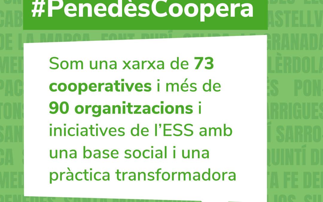 Coopsetània i CoopCamp impulsen la campanya #PenedèsCoopera